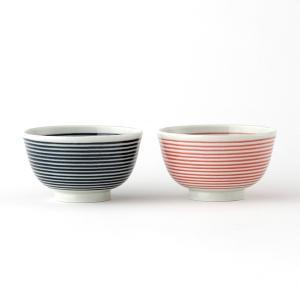 KEYUCA(ケユカ) 茶碗 ごはん茶碗 | ボーダー 茶碗|keyuca