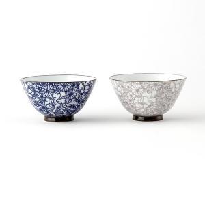 日本製 波佐見焼 茶碗 ごはん茶碗 | 吉花 茶碗 KEYUCA(ケユカ)|keyuca