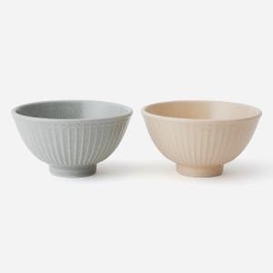 茶碗 ご飯茶碗 ごはん茶碗 お茶椀 飯碗 おしゃれ|美濃焼 彫刻茶碗 十草 KEYUCA ケユカ