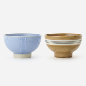 茶碗 かわいい | ROMO 茶碗 ライン KEYUCA(ケユカ)|keyuca