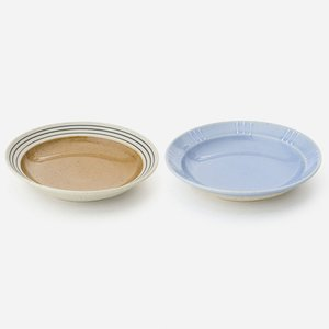 お皿 かわいい | ROMO 小皿 ライン KEYUCA(ケユカ)|keyuca
