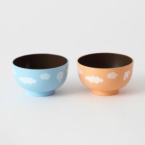 KEYUCA(ケユカ) 子供茶碗 キッズ | くも キッズ汁椀|keyuca