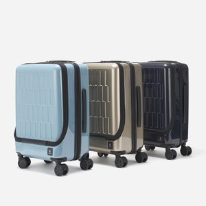 スーツケース 機内持ち込み | ag スーツケース キャリーバッグ 機内持ち込み TSAロック 33L 2〜3泊用 送料込み KEYUCA(ケユカ) (グッドプライス)|keyuca