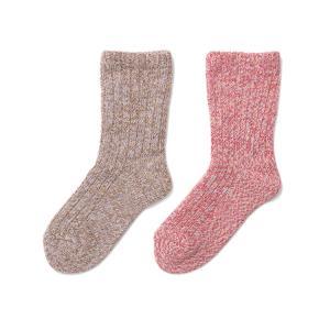 冷え取り靴下 ソックス | N 絹と綿の2重編み靴下 婦人23〜25cm KEYUCA(ケユカ)|keyuca