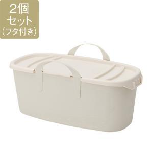 ポリエチレン製で、柔らかく耐久性に優れた収納ボックスです。 やわらかく、しなやかなので、手にも優しく...