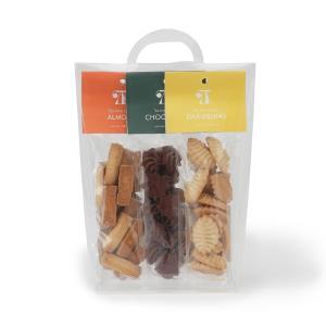 クッキーセット 焼菓子   ティータイムクッキー 3個セット KEYUCA(ケユカ) keyuca