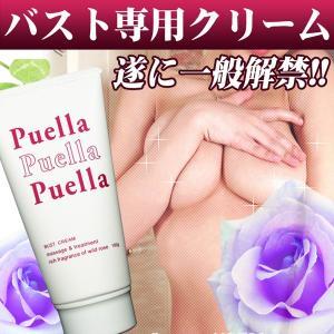 Puella プエルラ バスト用クリーム 100g 送料無料...