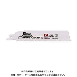 M.K. モールス アドバンスト・エッジ・パワー・バイメタル・セーバーソー・ブレード(重切削用)RBWP64210T05|kg-maido