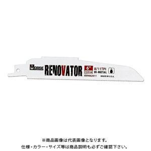 M.K. モールス レノベーター・バイメタル・セーバーソー・ブレード(リフォーム・解体用)RBR1262811T03|kg-maido