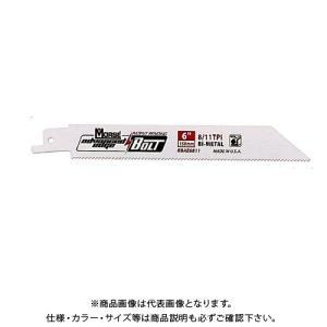 M.K. モールス アドバンスト・エッジ・ボルト・バイメタル・セーバーソー・ブレード(スピード切削用)RBAE6811T05|kg-maido