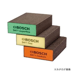 <title>ボッシュ BOSCH ※アウトレット品 2608608225 研磨スポンジ 中目 50枚</title>