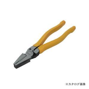 メリー MERRY 穴なし強力圧着ペンチ 成形 2060N-200|kg-maido