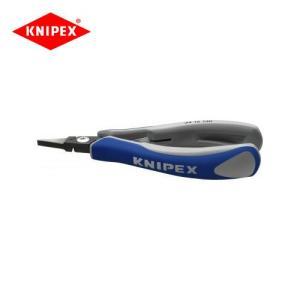 クニペックス KNIPEX エレクトロニクス精密プライヤー 3412-130|kg-maido