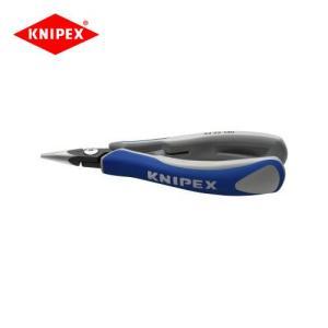 クニペックス KNIPEX エレクトロニクス精密プライヤー 3422-130|kg-maido