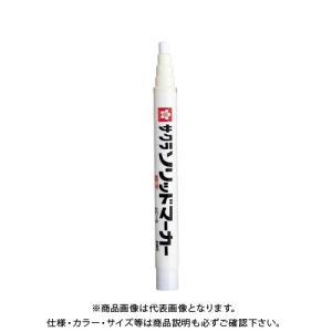 サクラクレパス ソリッドマーカー 細字 白 SC-S#50|kg-maido