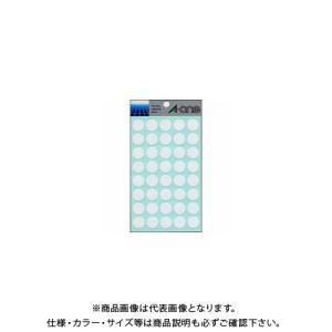 エーワン カラーラベル15mm丸 白 07030の関連商品5