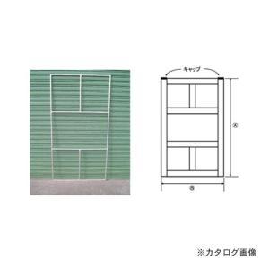 【運賃見積り】【直送品】ミツル ハウス用パイプドア 1500×900|kg-maido