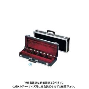 TKG 遠藤商事 グレステン庖丁ケース 中 8丁入 AHU19 7-0339-0601