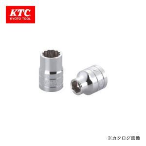 KTC 12.7sq. ソケット 14mm(六角) B4-14|kg-maido