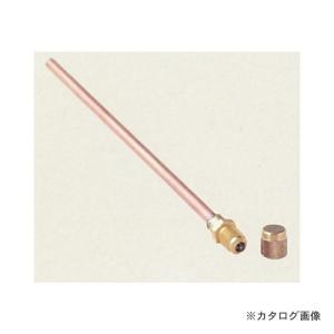 BBK 文化貿易工業 ロングタイプ溶接チューブ 1/4 A31004-200|kg-maido