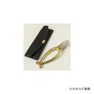 源造刃物 池ノ坊150mm(ゴールド) 100-G|kg-maido