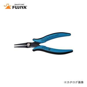 フジ矢 FUJIYA ミニテックスマートロングノーズプライヤー160mm 160mm MTP20A-160|kg-maido