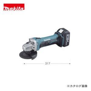 マキタ Makita 充電式ディスクグラインダ GA402DZ kg-maido