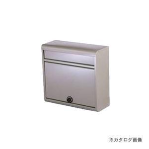 【運賃見積り】【直送品】グリーンライフ カラーポストダイヤル錠付TGY FH-614D(TGY)