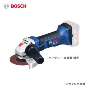 (イチオシ)ボッシュ BOSCH 18V バッテリーディスクグラインダー 本体のみ GWS18V-LINH kg-maido