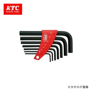 KTC L形六角棒レンチセット(7本組) HL107