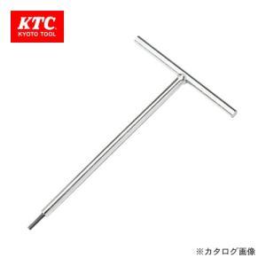 KTC T形ヘキサゴンレンチ HTH-4|kg-maido