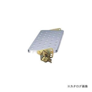 運賃見積り 直送品 伊藤製作所 123 自在ステップ プレート 600巾 1台 ST-6PF|kg-maido