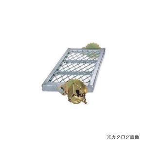 運賃見積り 直送品 伊藤製作所 123 自在ステップ メッシュ 900巾 1台 ST-9MF|kg-maido