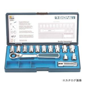 シグネット 20565 ボルテックスソケットセット (10-19MM)|kg-maido