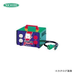 (イチオシ)日動工業 100V昇圧専用トランス(屋内型) M-E20   (ウィンターセール)|kg-maido