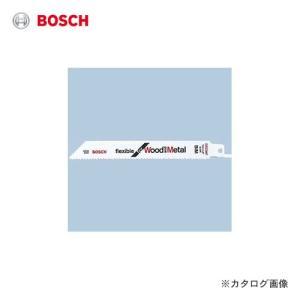 ボッシュ BOSCH セーバーソーブレード(木材用&金属用) 5本入 S922HF|kg-maido