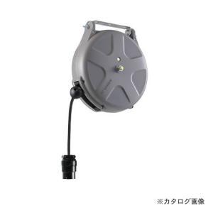 三協リール TRIENS S-seriesコードリール 200Vタイプ200V-8.0M SCS-408A|kg-maido