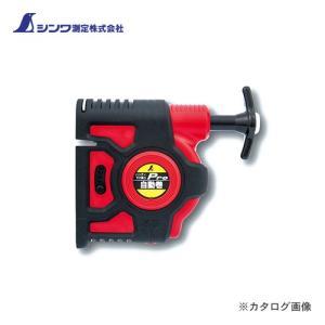 シンワ測定 ハンディ下げ振り Pro自動巻 赤 77375|kg-maido