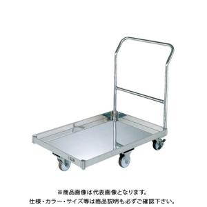 直送品 サカエ ステンレスパール台車 SUQ-G1CSS|kg-maido