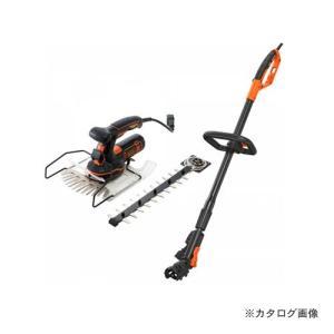 ブラックアンドデッカー BLACK&DECKER 5in1ポールヘッジ&芝生バリカン GPSH1000-JP 19800 589963 kg-maido
