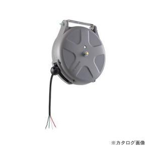 三協リール TRIENS S-series 無接点制御リール 4心-8.0M SNS-408A|kg-maido