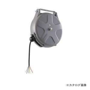 三協リール TRIENS S-series 無接点制御リール 6心-8.0M SNS-608A|kg-maido
