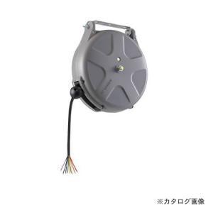 三協リール TRIENS S-series 無接点制御リール 9心-8.0M SNS-908A|kg-maido