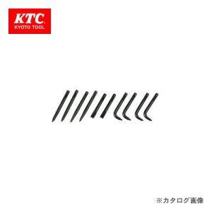 KTC スナップリングプライヤ 先端クローセット(10本組) SPC5 kg-maido