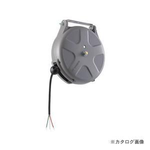 三協リール TRIENS S-series 制御リール 3心-8.0M SPS-308A|kg-maido