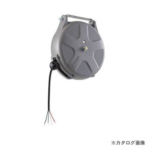 三協リール TRIENS S-series 制御リール 4心-8.0M SPS-408A|kg-maido