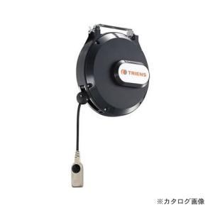 三協リール TRIENS e-COA+コードリール マルチタップコンセント8.0mm×10M TCS-308MA|kg-maido