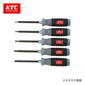 KTC 樹脂柄ヘキサゴン ドライバセット(5本組) TD1H5|kg-maido
