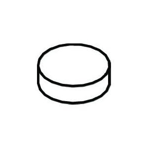 白光 セラミックペーパーフィルター L 10個入り A5044|kg-maido