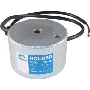 カネテック 薄形電磁ホルダー KE-4E kg-maido